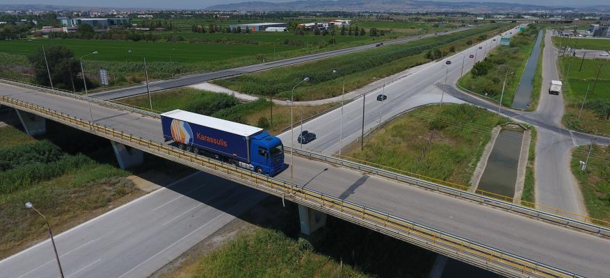 Μεταφορά εμπορευμάτων από και προς την Ιταλία